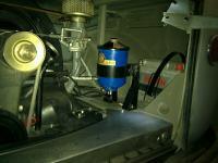 Fram filter stand