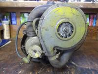 Stewart Warner South Wind 6 volt gas heater