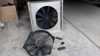 Baja Bug broken fan
