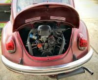 70 engine compartment