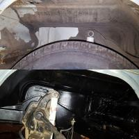1973 VW Westfalia Rebuild