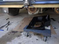 Bostig RG6 HCOP: Installing Bostig high capacity oil pan