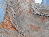 Type 3 Heat exchanger insulation.