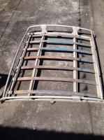 Vintage roof rack