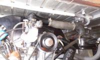 Gas Tank Reseal and Fuel Shutoff Valve