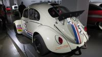 "Herbie ""Fully Loaded"" 1963 Bug at the Petersen Automotive Museum in Los Angeles, CA"