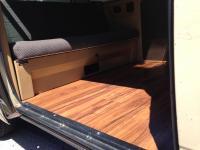 Vanagon wood