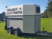 Westfalia Double Horse Trailer - German Import - Horsebox