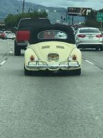 Just Roll'n the 210 E. Pasadena Baby!