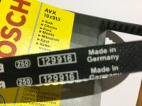 Bosch fan belt 10 x 913 for Sedan