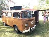 1972 VW kombi camper set up