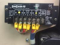 Morningstar Sunsaver10 solar panel controller SS10-12V