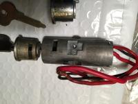 '67 lock cylinder installed