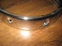 head light chrome ring, which car is it for???