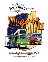 VWs in the Gorge II: Presented by Eric Arnold Photography