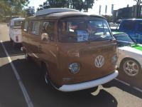 First time I seen my 72 kombi