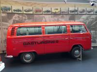 1972 VW Type 2 T2a/b Gasturbine prototype Test Vehicle on display at the VW Automuseum in Wolfsburg