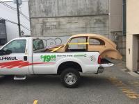 Oval pickup