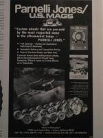Parnelli Jones U.S. Mags