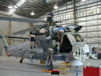 Cracks found on Military Helicopter