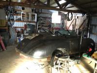 Speedster hotrod