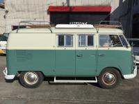 1967 Riviera Camper