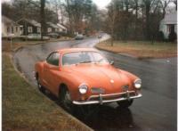 1969 Sunset Karmann Ghia