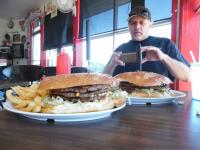 Couple of Big Willie's from Hazels Drive In Antioch Ca
