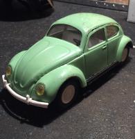 Tonka beetle for restoration