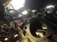 Vanago diesel with 1z flywheel