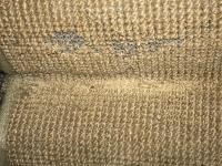 German carpet got degraded