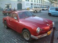Ghia in Cuba
