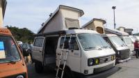 """Burning Van"" event, Ocean Beach, San Francisco, CA 1/29/2017"