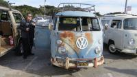 VolksFire's Doublecab at Burning Van