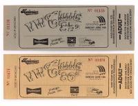 VW Classic Tickets