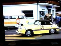 Racing 356 in Kafer movie