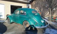 Happy Birthday Little 1957 Oval