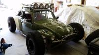 Ragtop Baja Bug, King shocks, PRT Wheels