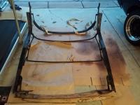 72 convertible top frame