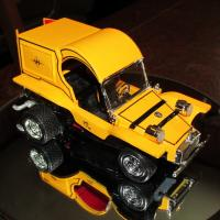 Barris T Buggy Model