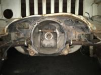 Bent rear