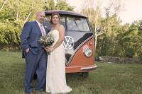 57 Bus Wedding Pics
