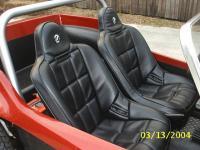 Corbeau Baja SS Seats