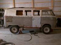 Redneck Hippie Bus