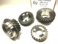 Heavy Duty GT gears