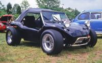Meyers Manx at Bug-Out 6, 1984