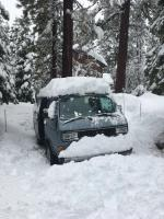 Vanagon at Tahoe