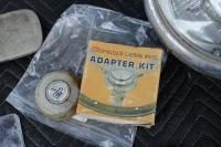 Swap meet photo - Grant steering wheel adapter kit