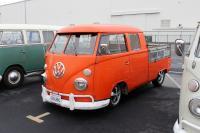 Orange Double Cab