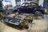 new project / Blaumann Beetle
